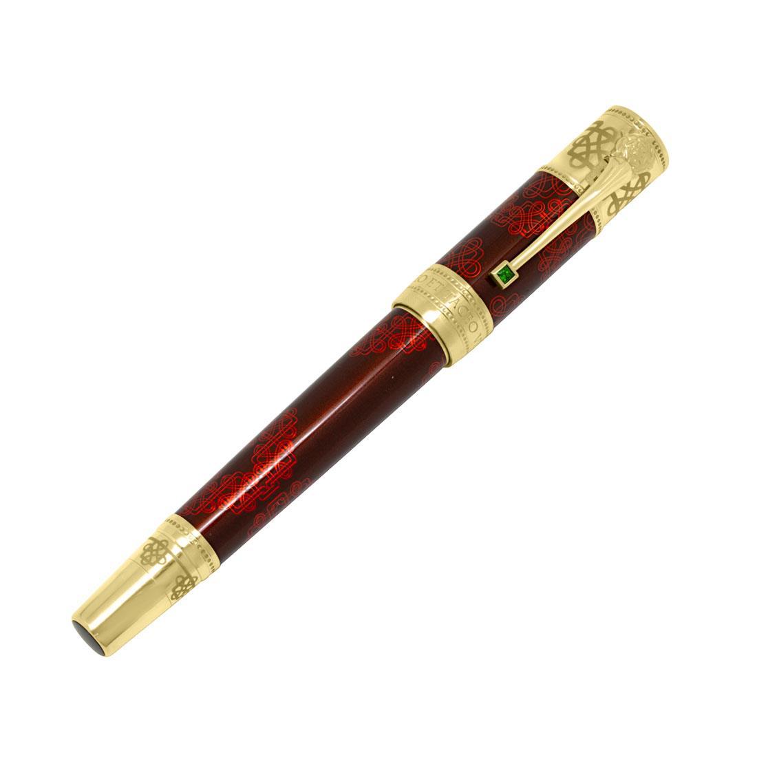 Penna in oro giallo - MONTBLANC