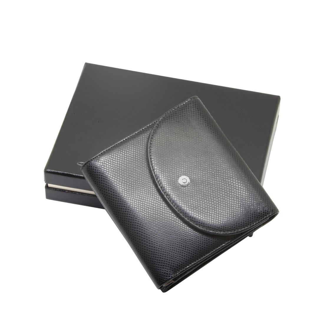 Portafoglio in pelle nera - MONTBLANC