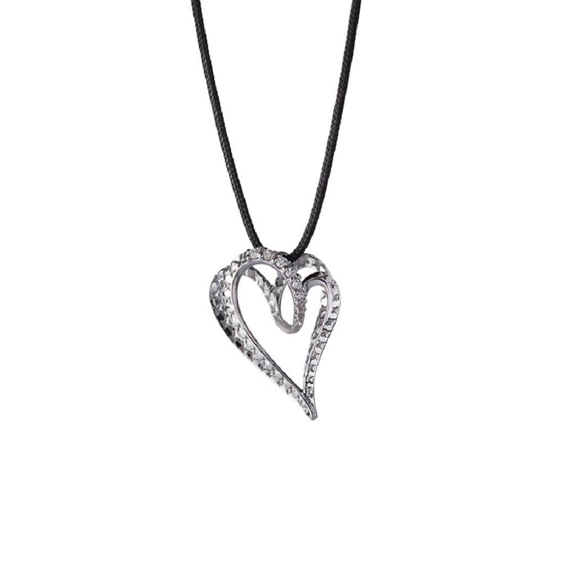 Collana con pendente cuore - ALFIERI & ST. JOHN