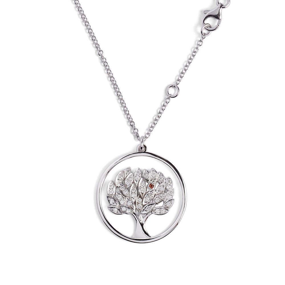 Collana con albero della vita - ALFIERI & ST. JOHN