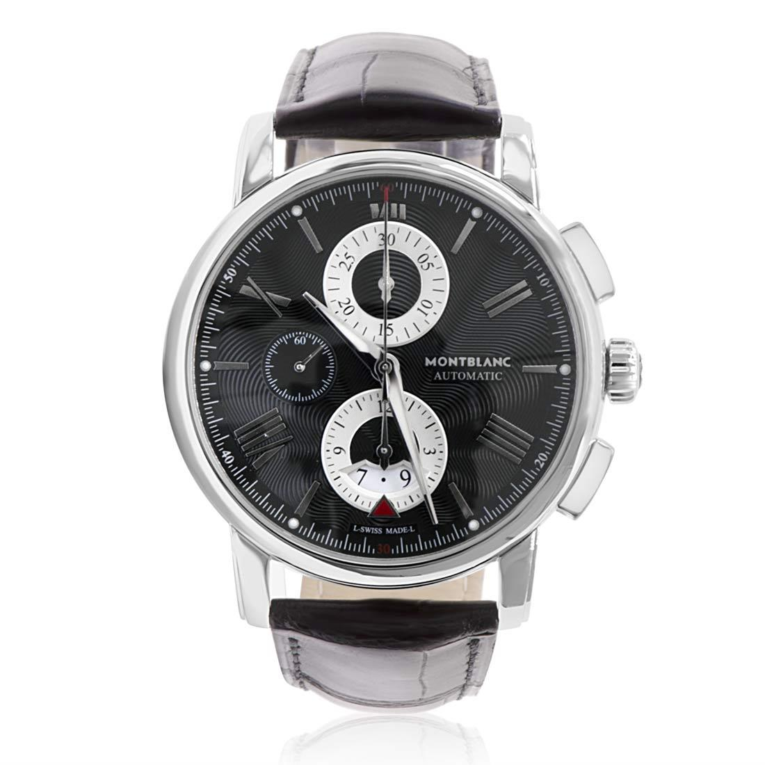 Orologio Montblanc 4810 Chronograph Automatic - MONTBLANC