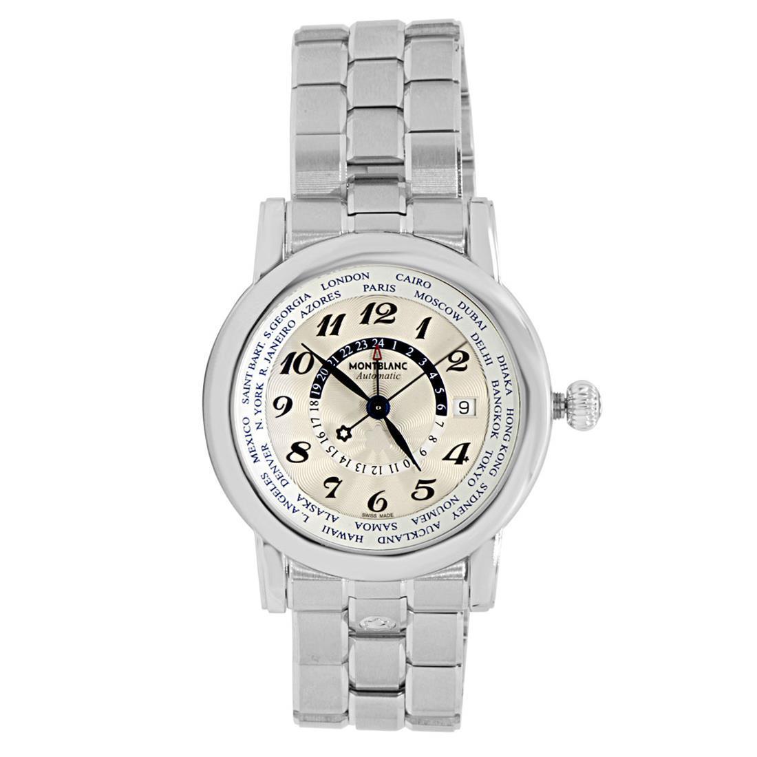 Orologio Montblanc STAR WORLD TIME GMT  - MONTBLANC