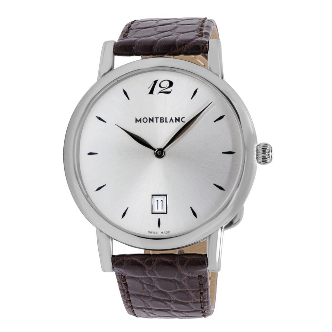 MontBlanc Timewalker Chronograph 43 mm - MONTBLANC