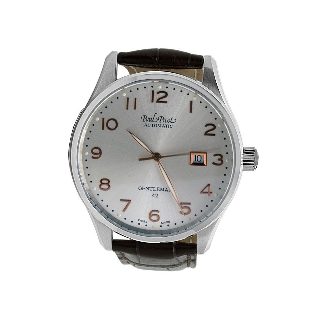 Orologio Paul Picot Gentleman da uomo, cassa 42mm - PAUL PICOT