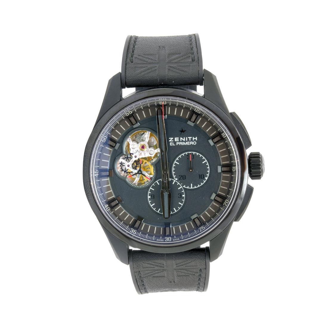 Orologio cassa 42mm in titanio - ZENITH
