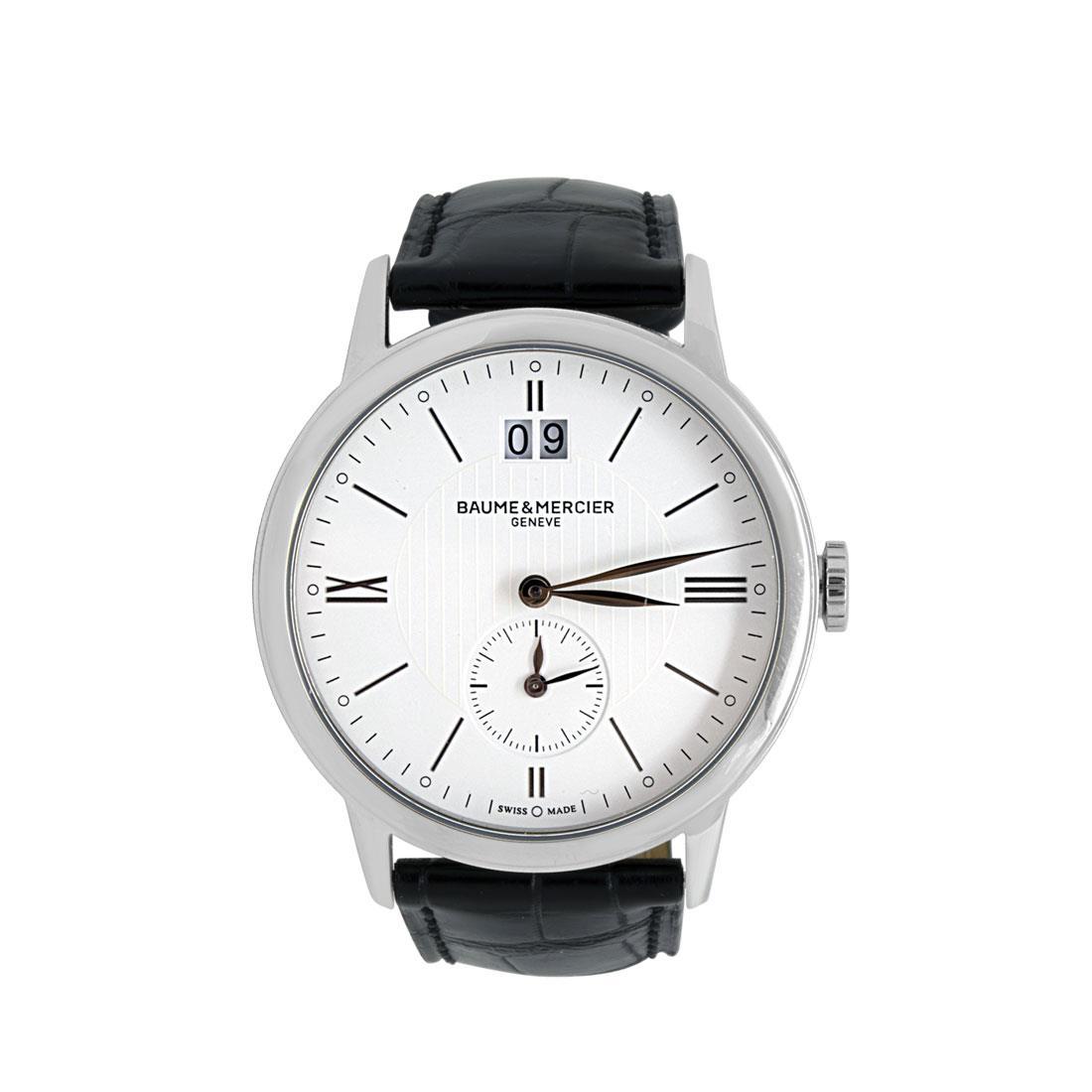 Orologio uomo Baume & Mercier con cassa 40 mm   - BAUME & MERCIER