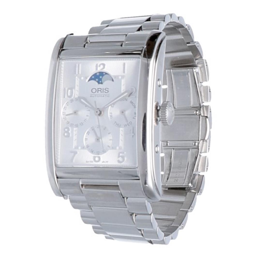 Orologio cassa 32,00 x 47,00 mm  in acciaio inossidabile - ORIS