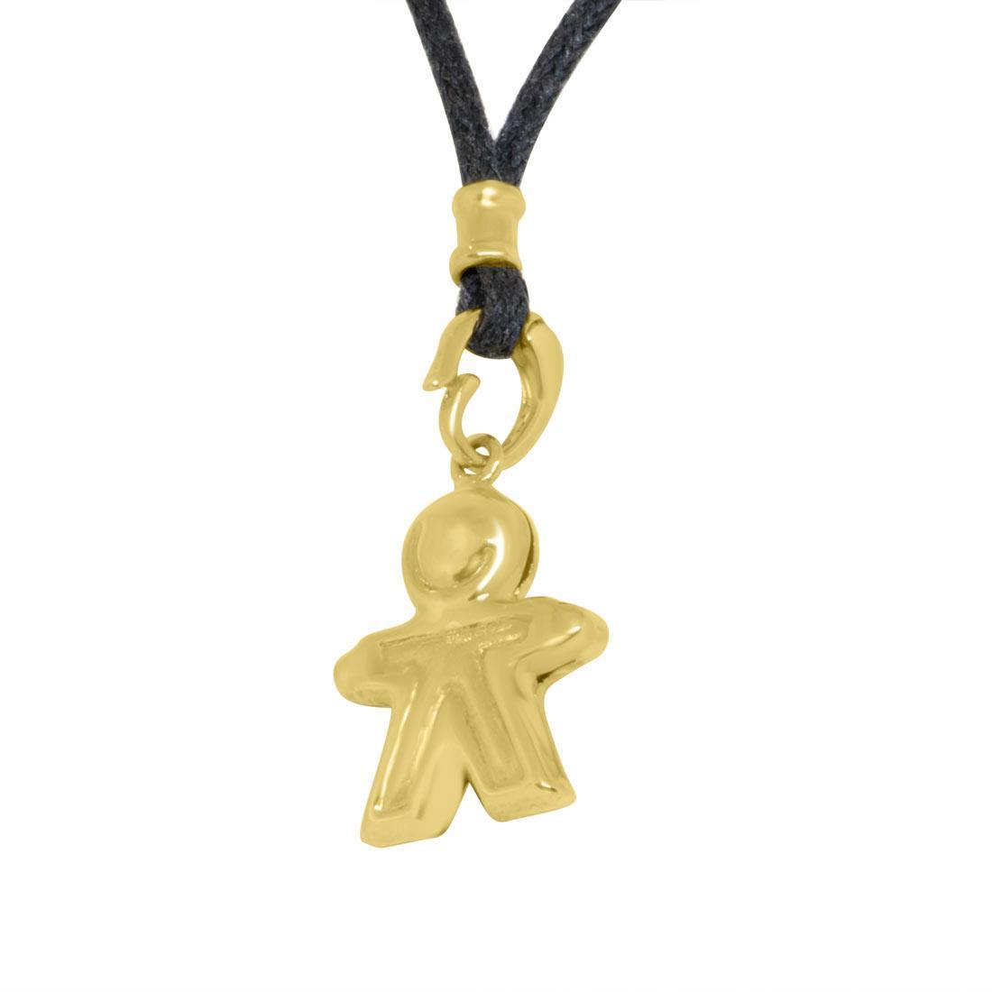 Collana con pendente in oro giallo - ALFIERI & ST.JOHN