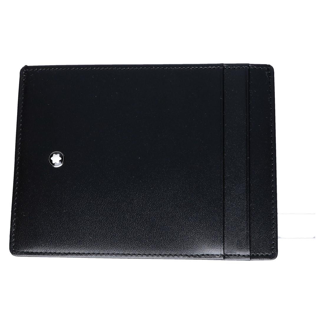 Custodia tascabile 4 scomparti con portadocumento - MONTBLANC