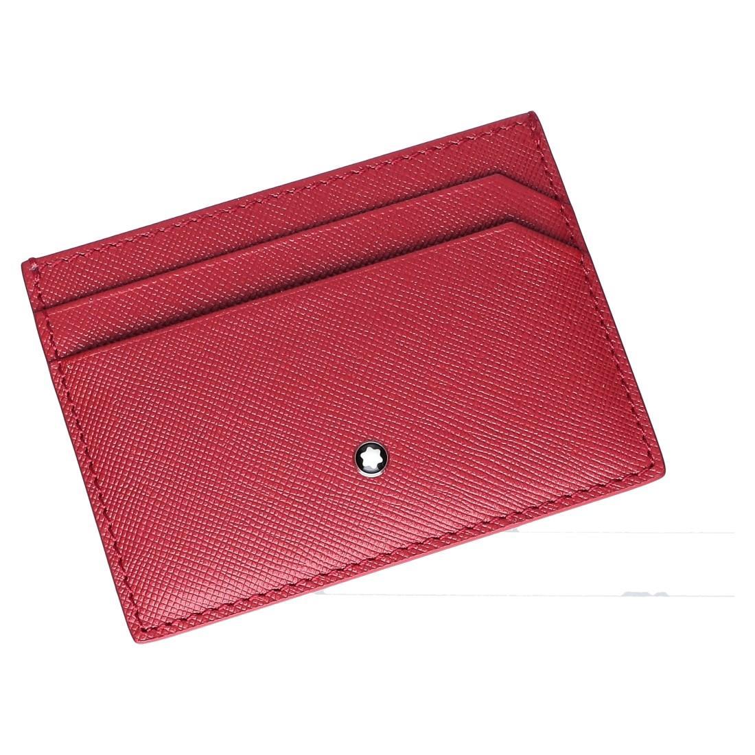 Luxury Zone - Montblanc - Porta carte tascabile 5 scomparti