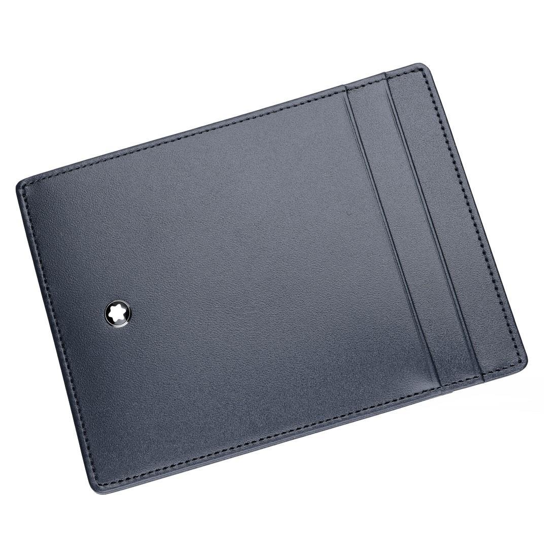 Porta carte tascabile 4 scomparti Meisterstück con portadocumento - MONTBLANC