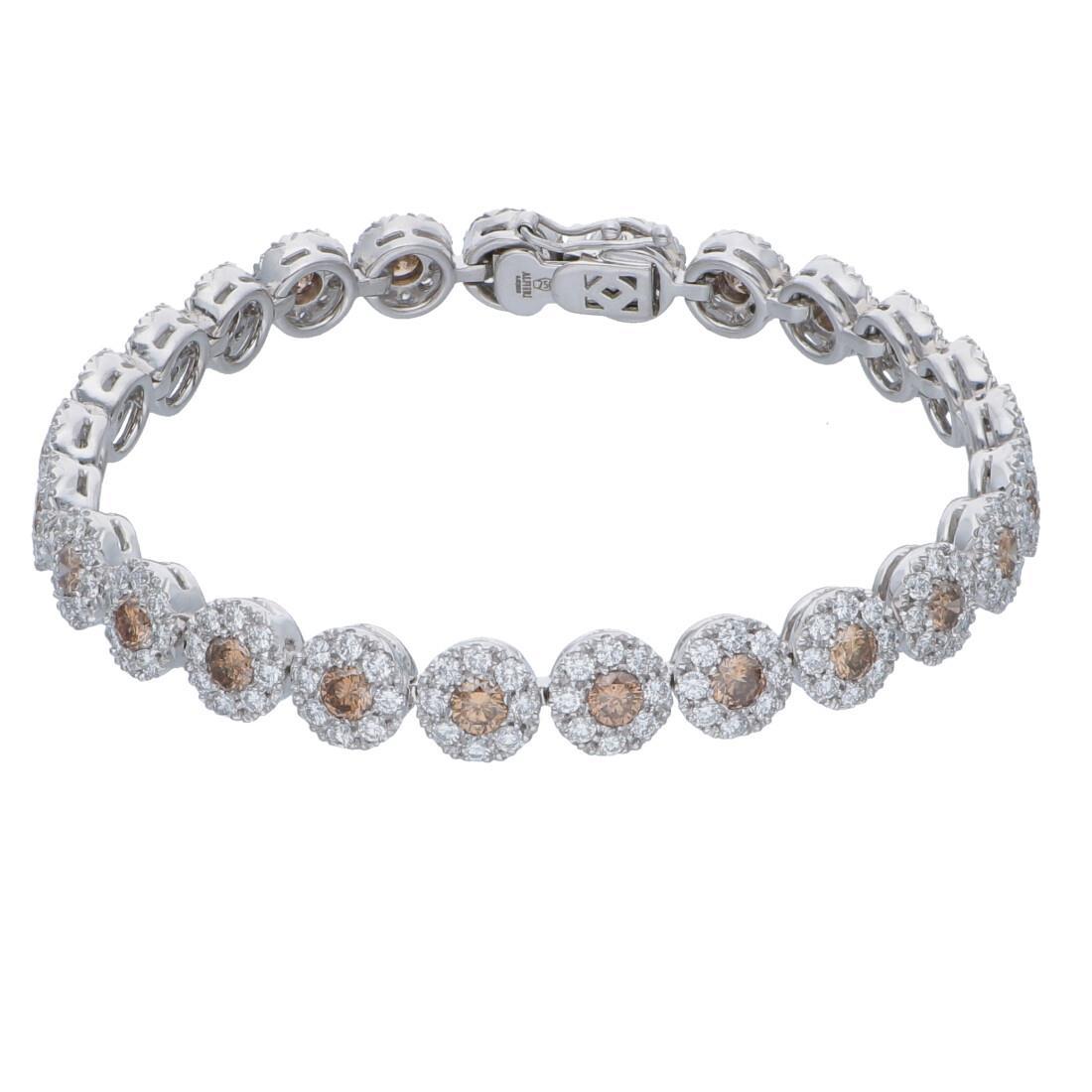 Bracciale con diamanti - ALFIERI & ST. JOHN