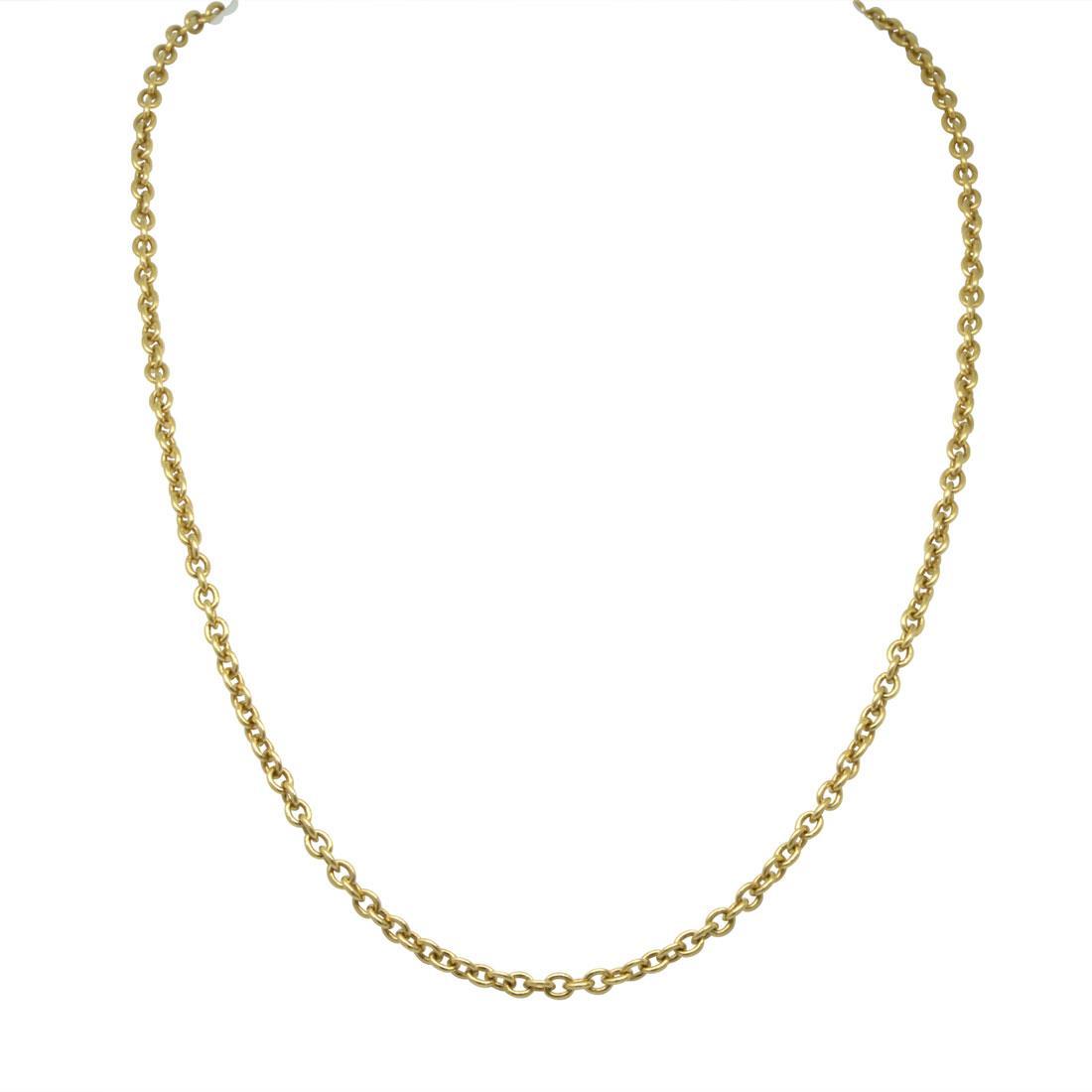 Collana in oro giallo - BULGARI