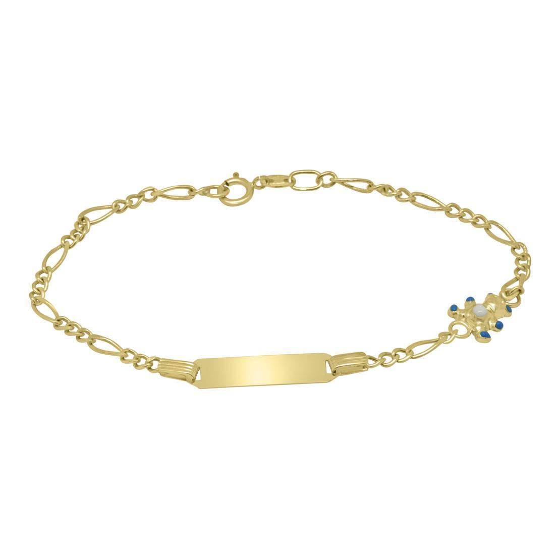 Bracciale in oro giallo - ORO&CO