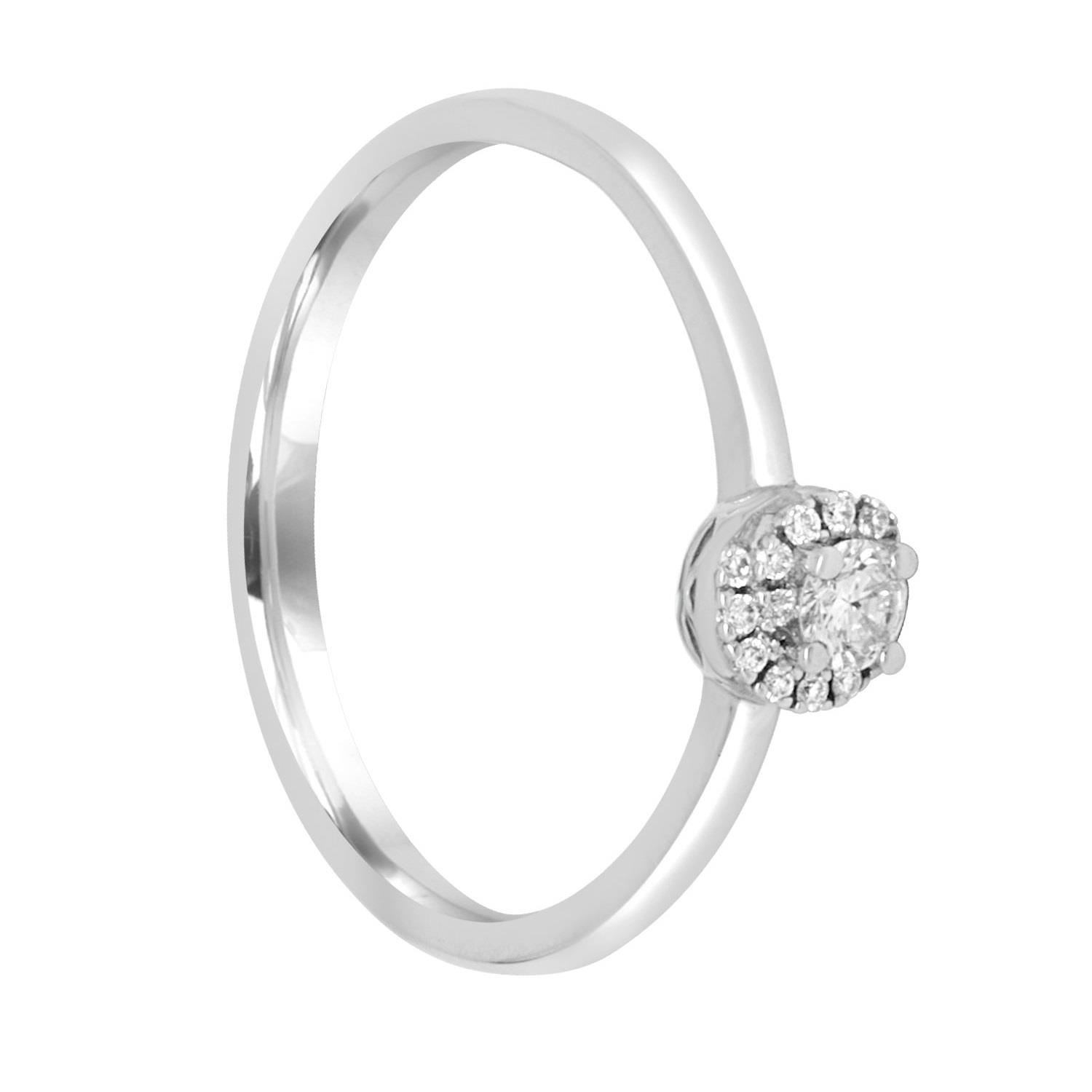 Anello con diamanti  - BLISS