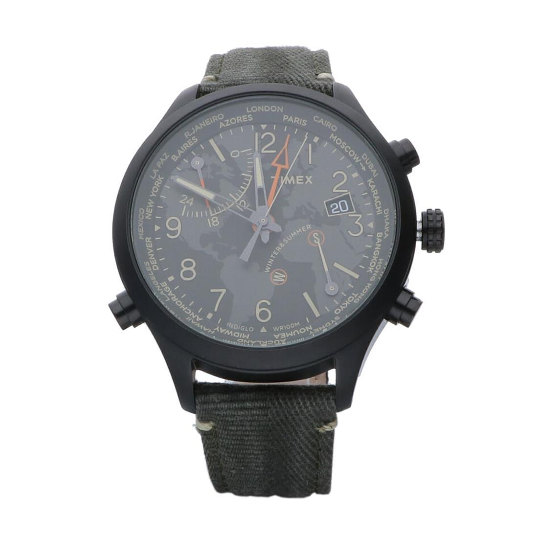Man watch 44 mm case - TIMEX