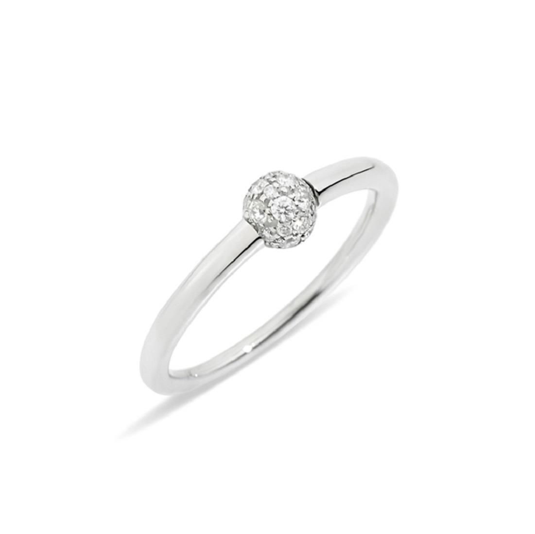 Anello con diamanti - POMELLATO