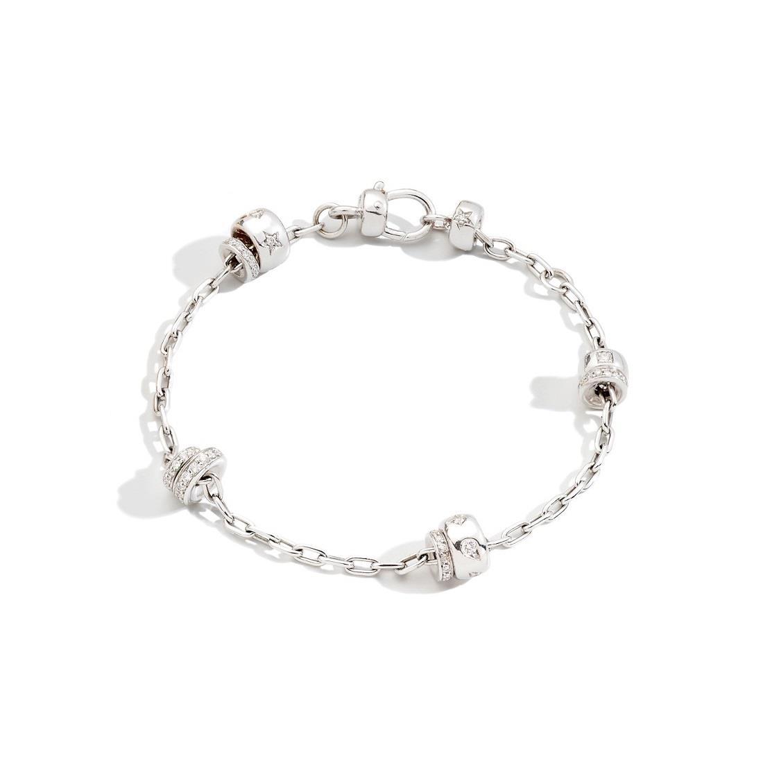 Bracciale con diamanti ct. 0,73 - POMELLATO