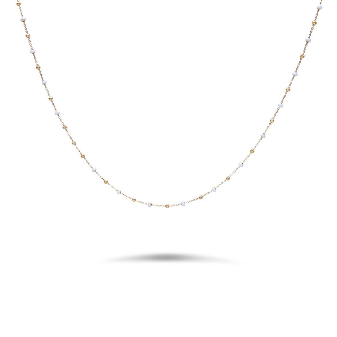 Collana in oro giallo - ORO&CO