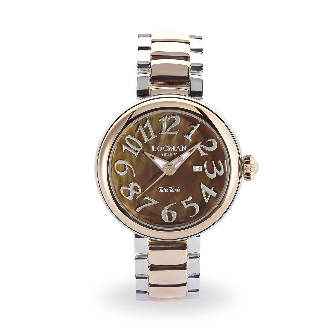 Orologio da donna con cassa di 40 mm - LOCMAN