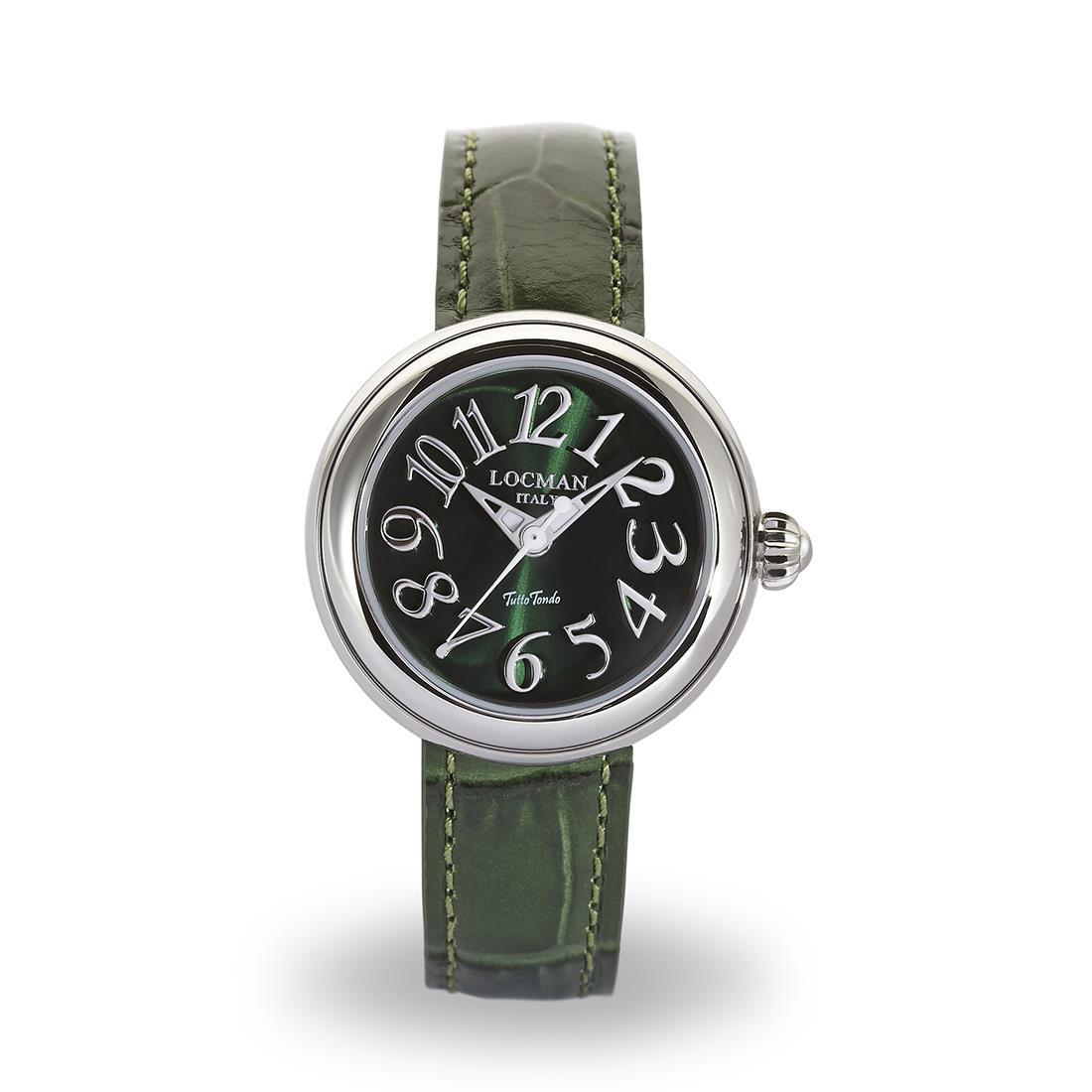 Orologio cassa 31mm in acciaio inox - LOCMAN