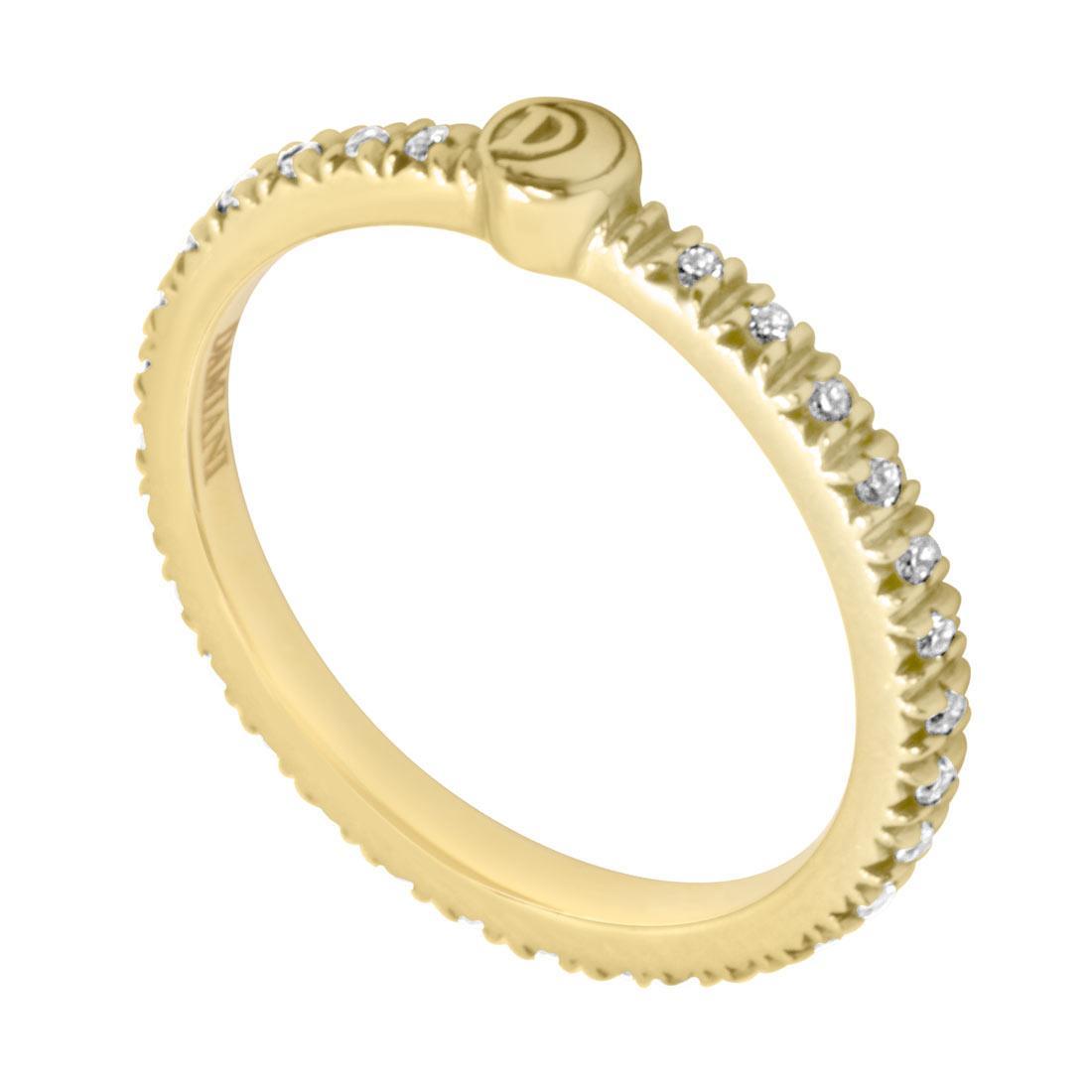 Anello Damiani con diamanti mis 12 - DAMIANI