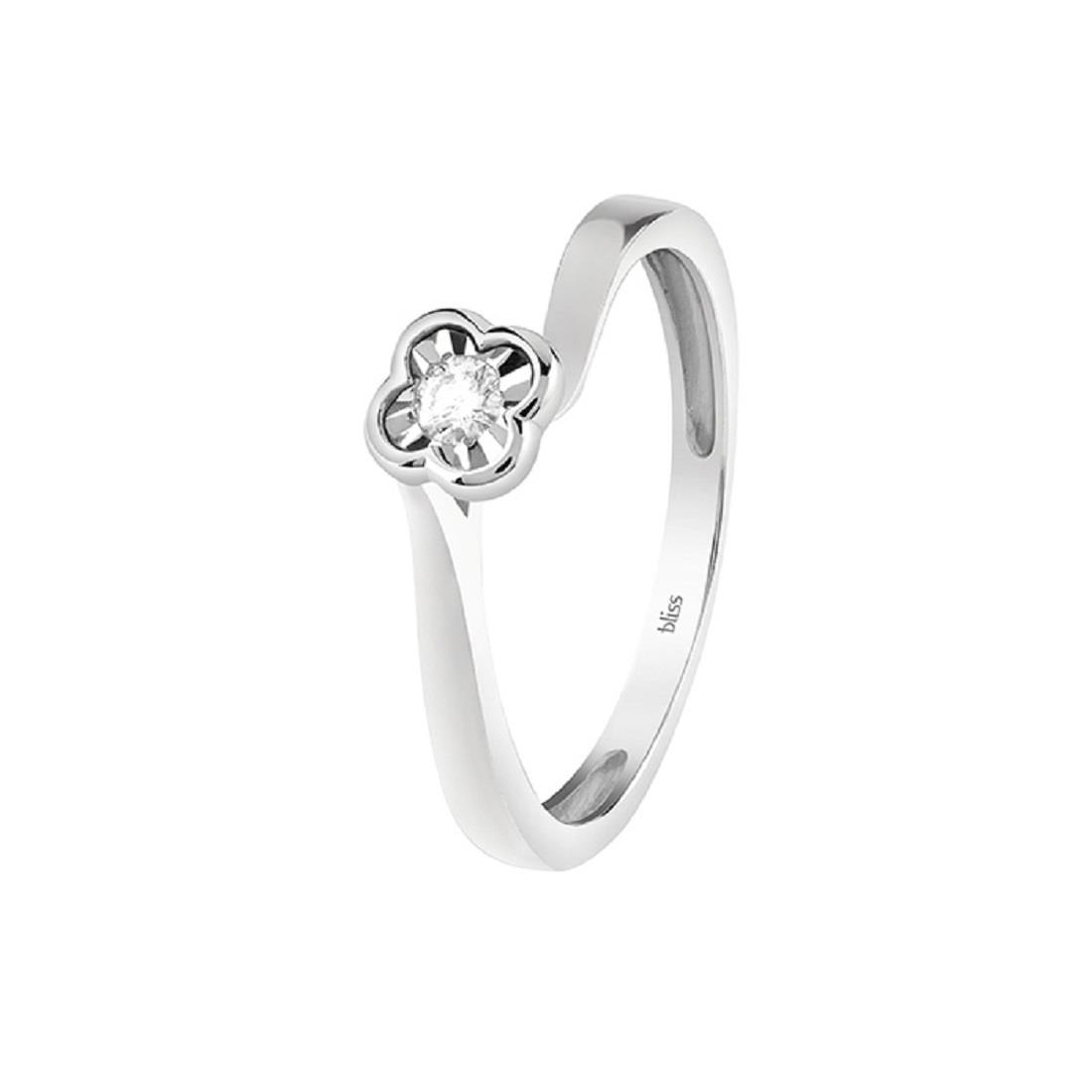 Anello con diamante - BLISS