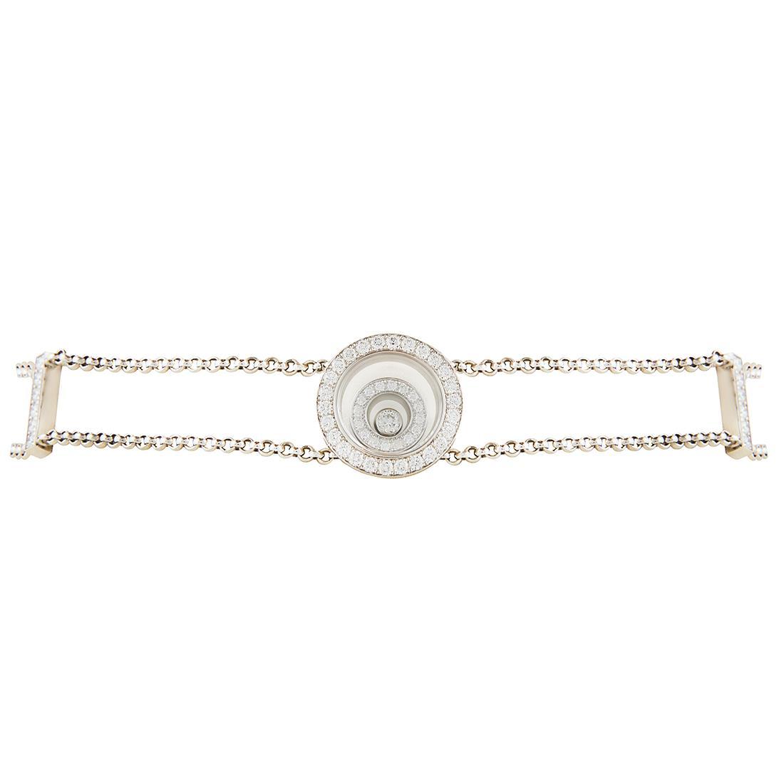 Collana in oro con diamanti ct 1.16 - CHOPARD