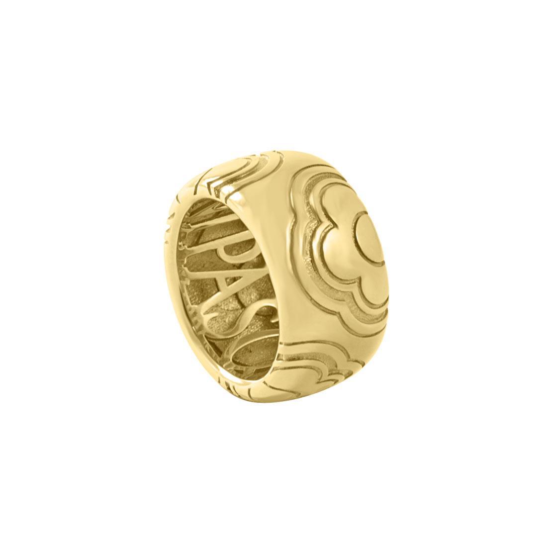 Anello  in oro giallo, misura 15 - PASQUALE BRUNI