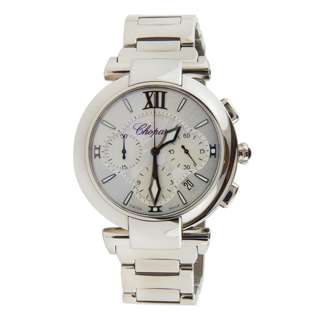 Orologio cronografo cassa 40mm in acciaio - CHOPARD