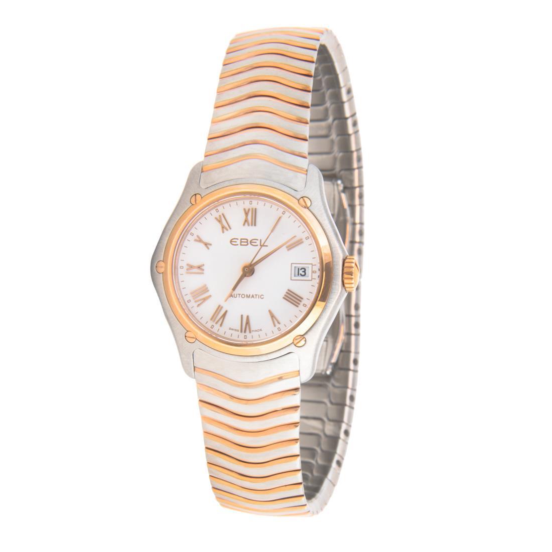 Orologio Ebel Classic da donna cassa 27mm - EBEL