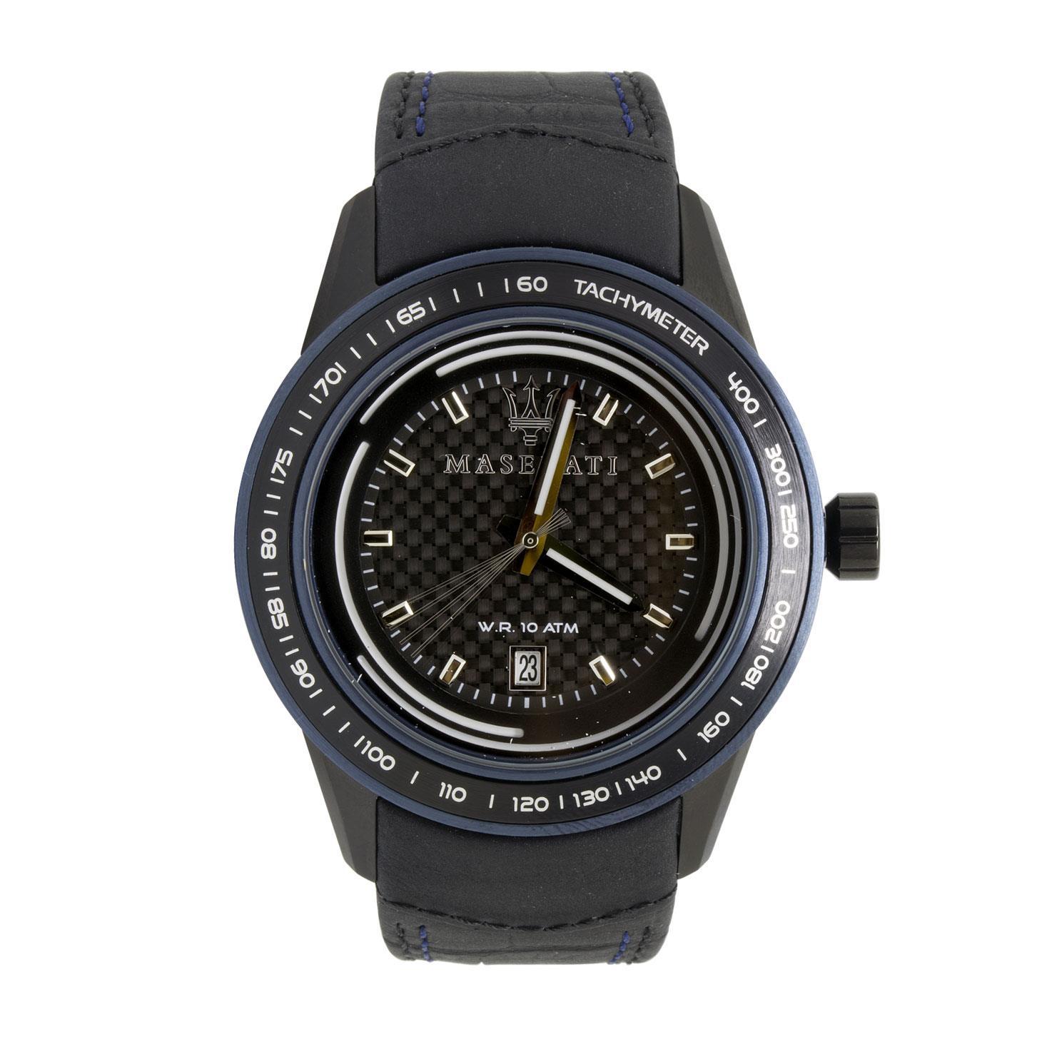 Orologio cassa 45mm in acciaio - MASERATI
