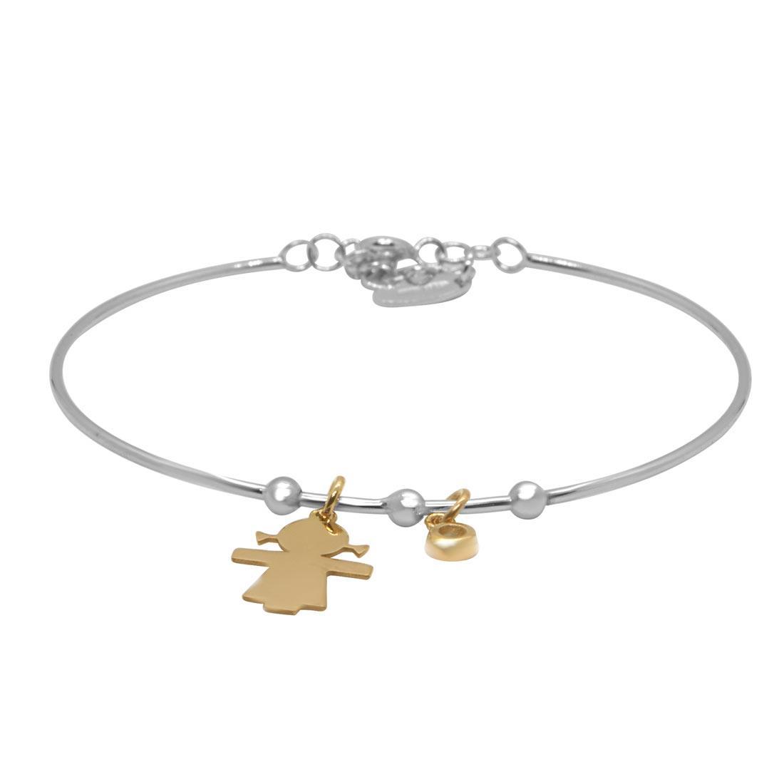 Bracciale in argento - ORO&CO