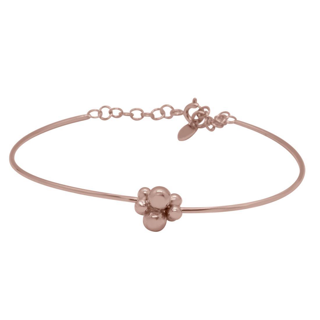 Bracciale Oro & Co in argento rosato  - ORO&CO
