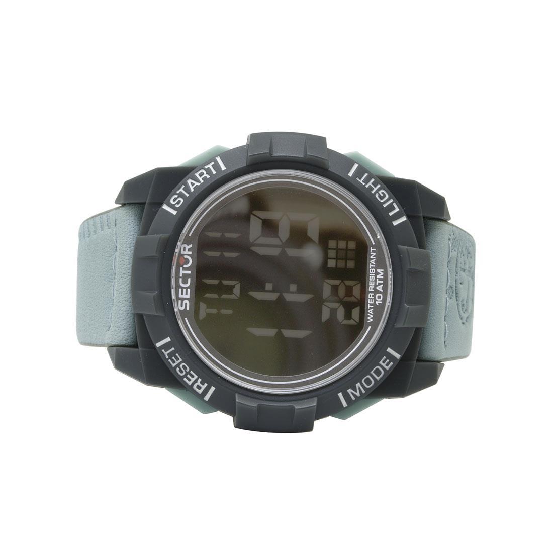 Orologio cassa 56.74x49.8mm in plastica - SECTOR