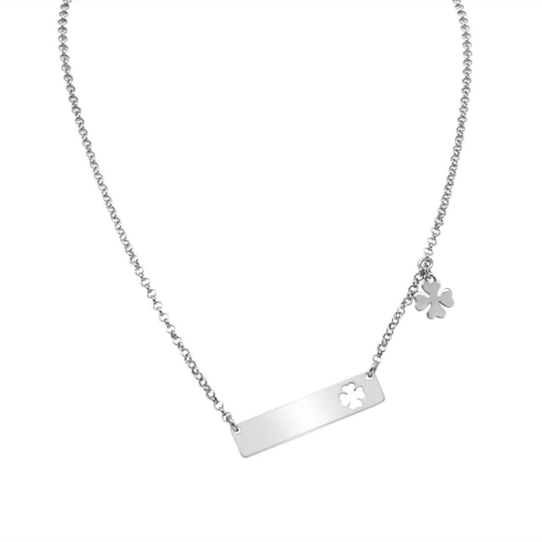 Collana in argento 925 - ORO&CO 925