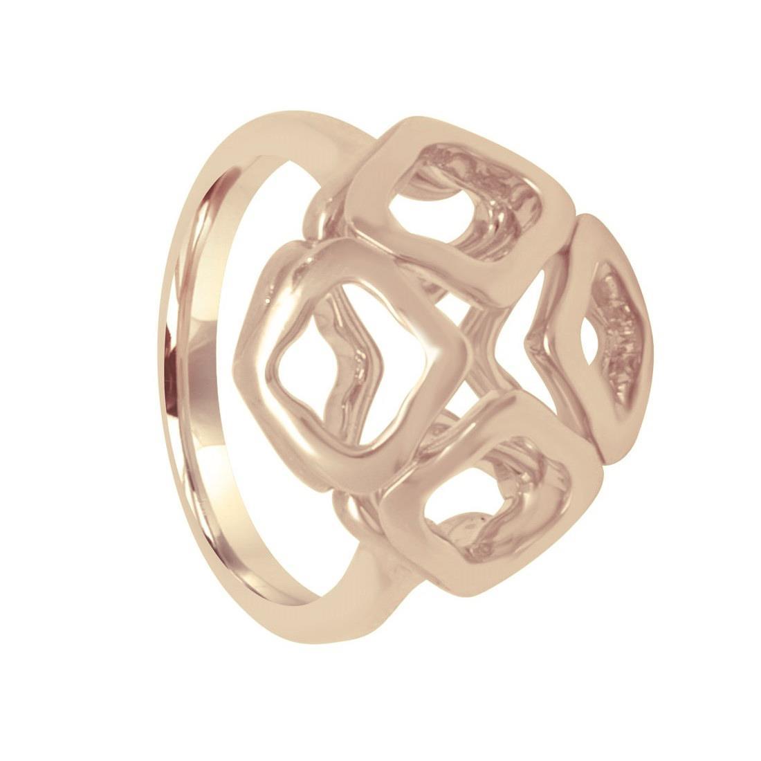 Anello design in oro rosa - CHOPARD