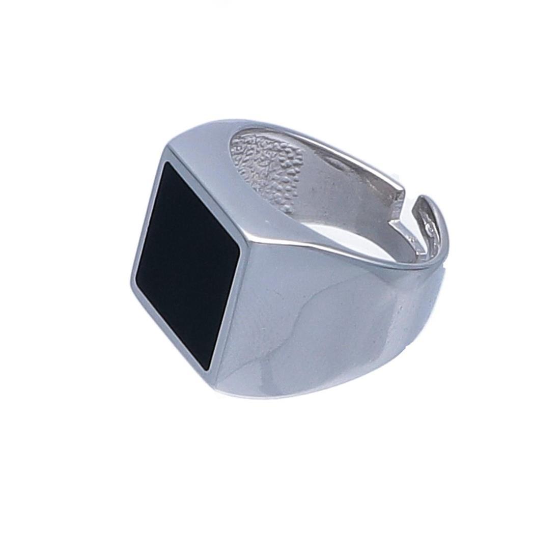Anello da uomo in argento 925 - ORO&CO