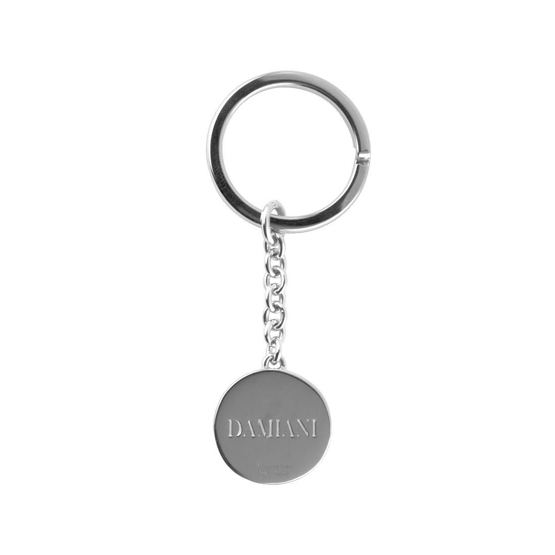 Portachiavi in argento collezione Damianissima - DAMIANI