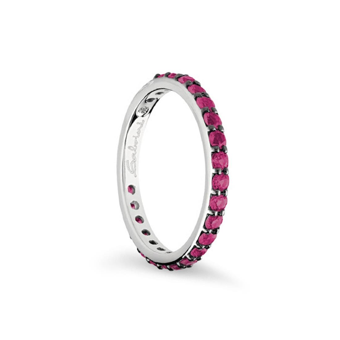 Ring with rubies - SALVINI