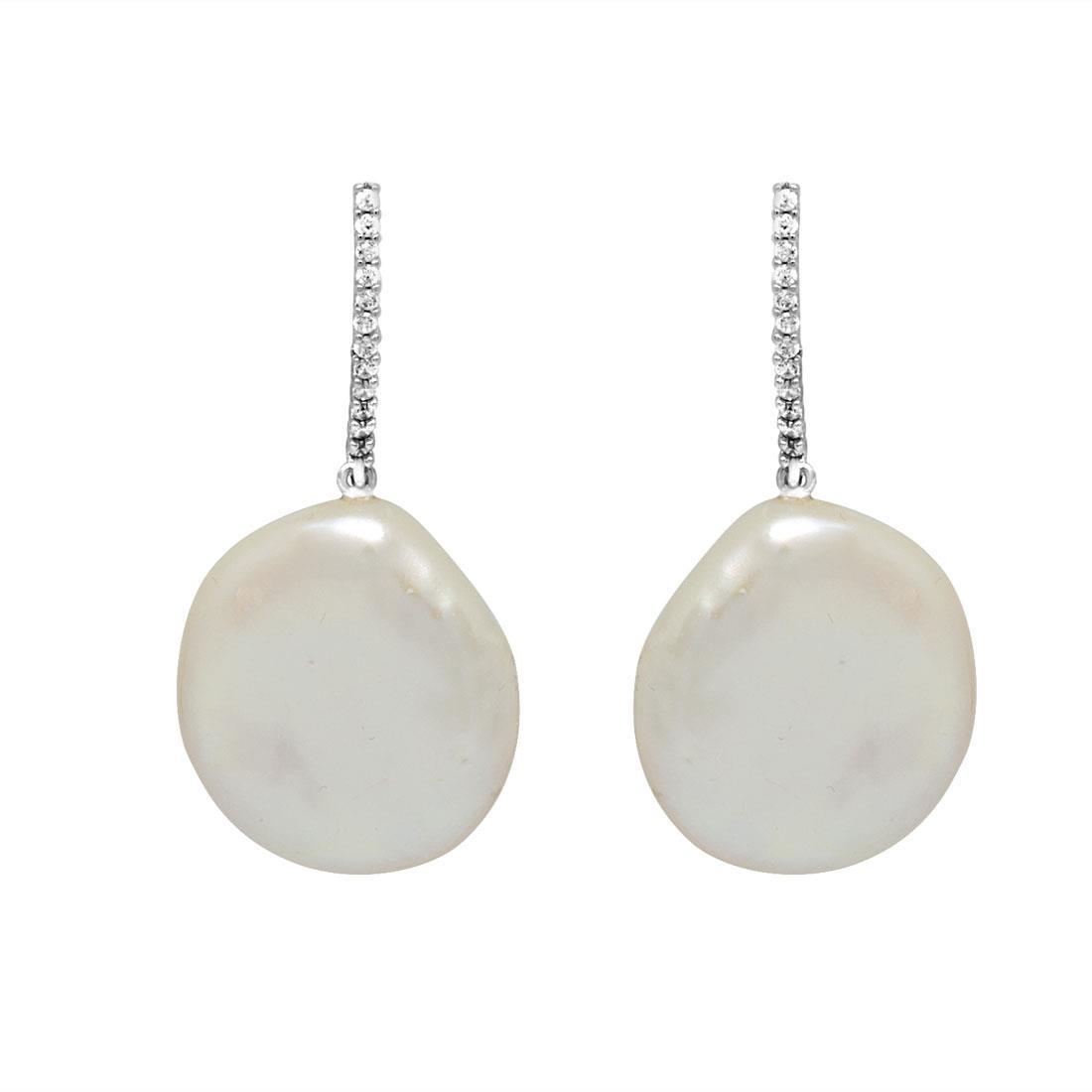 Orecchini con perle - RIVIK