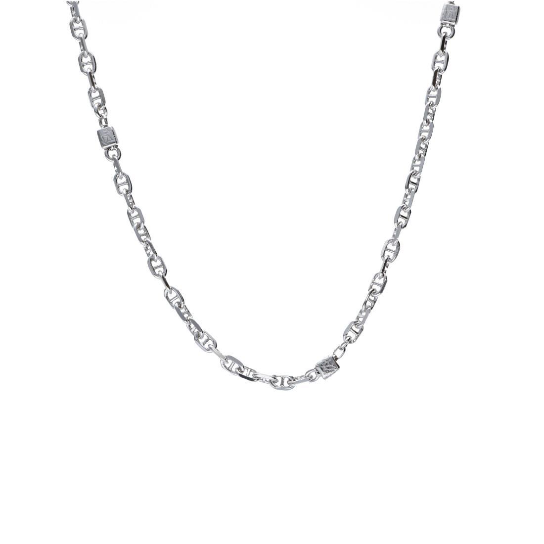 Collana uomo in argento 925  - ORO&CO