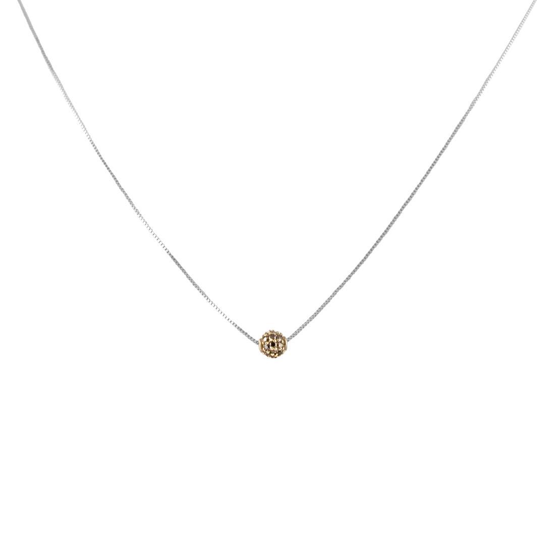Collana con diamanti - ROBERTO DEMEGLIO
