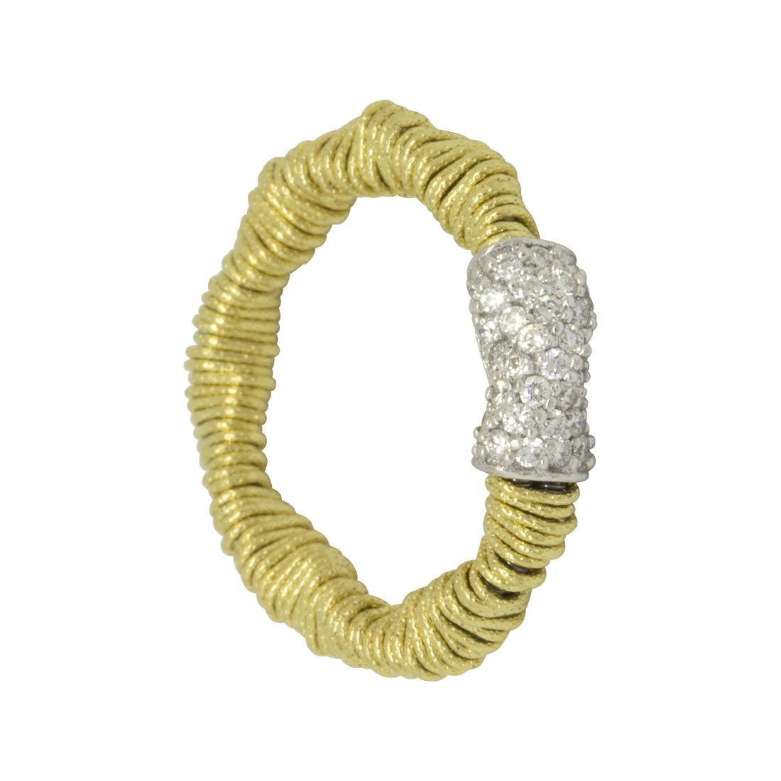 Anello con diamanti - ROBERTO DEMEGLIO