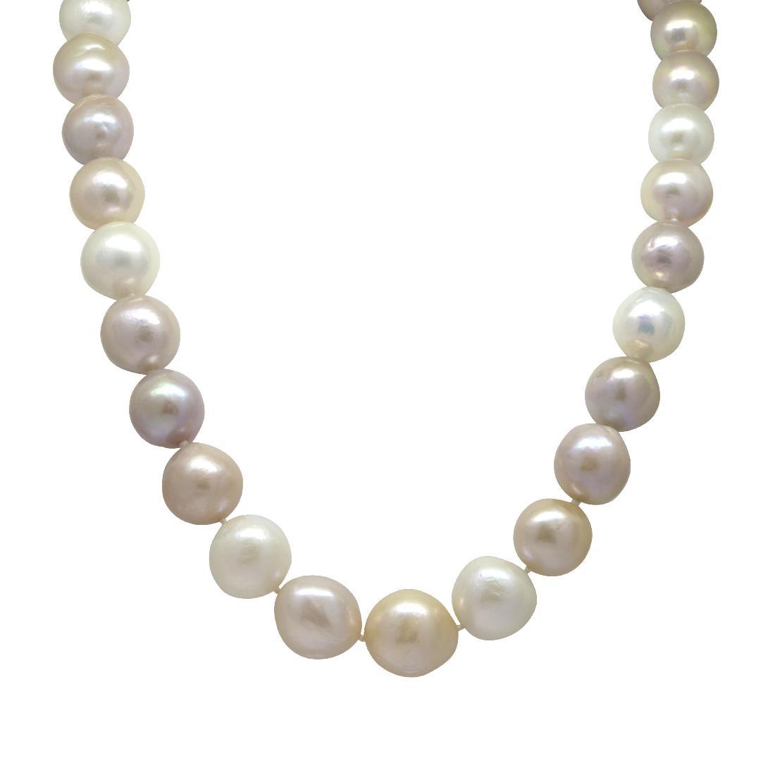 Collana perle multicolor - RIVIK