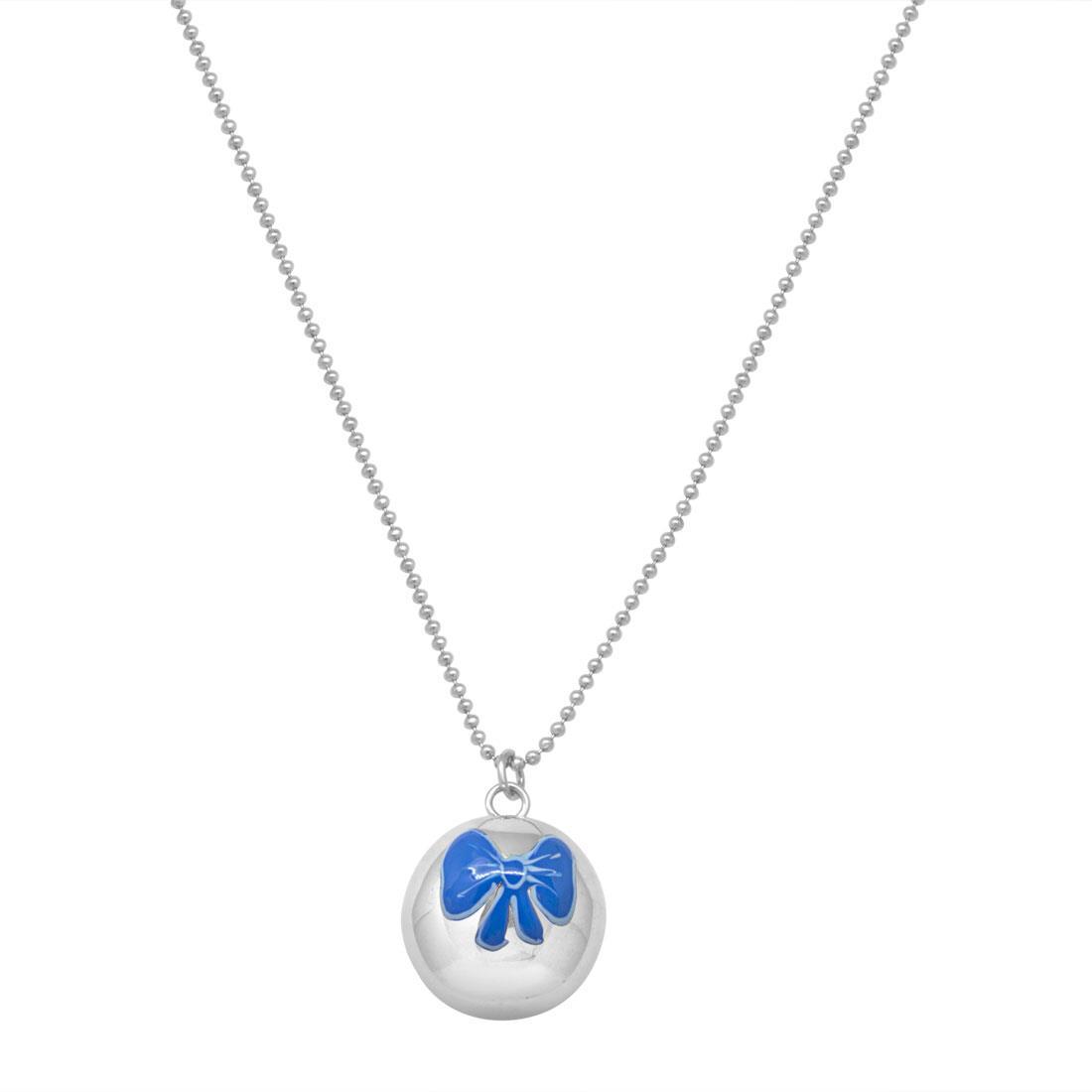 """Collana """"chiama angeli"""" in argento - ORO&CO 925"""