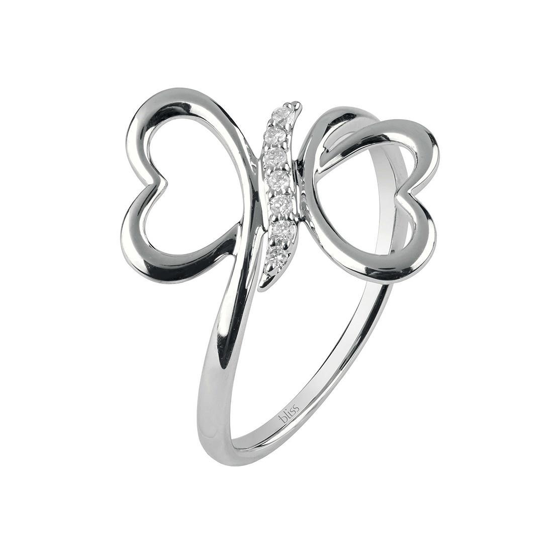 Anello con diamanti - BLISS
