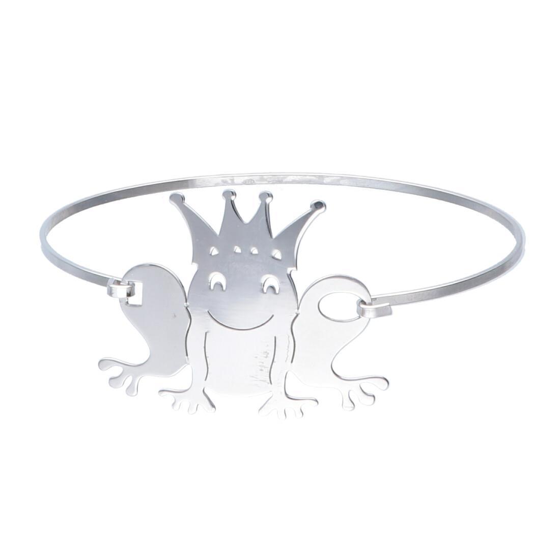 Bracciale rigido in argento - ORO&CO 925