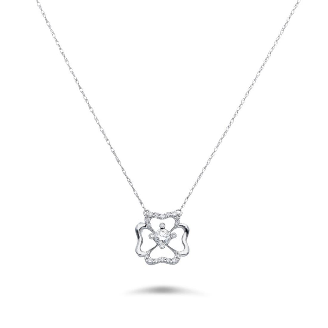 Collana con diamanti - BLISS