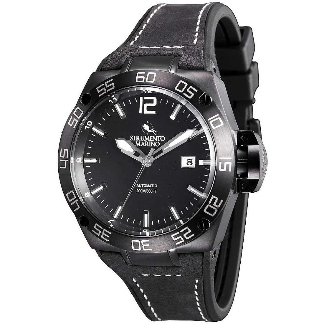 Reloj con caja de 45 mm - STRUMENTO MARINO